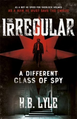 Download The Irregular: A Different Class of Spy free book as epub format