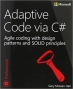 Book Adaptive Code via C# free