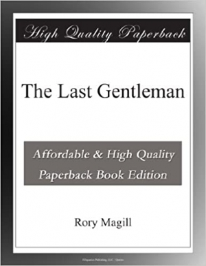 Download The Last Gentleman free book as epub format