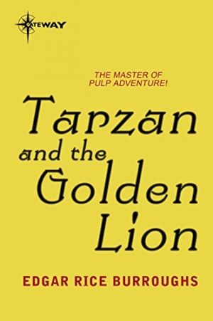 Download Tarzan and the Golden Lion free book as epub format