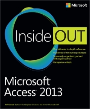 Download Microsoft Access 2013 Inside Out free book as pdf format