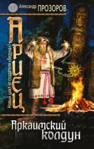 Download Ариец. Книга первая. Аркаимский колдун free book as epub format