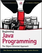 Book Beginning Java Programming free
