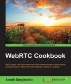 Book WebRTC Cookbook free