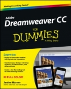 Book Adobe Dreamweaver CC For Dummies free