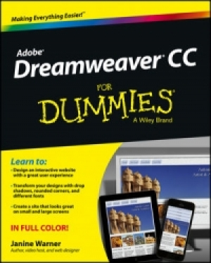 Download Adobe Dreamweaver CC For Dummies free book as pdf format