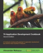 Book Yii Application Development Cookbook, 2nd edition free