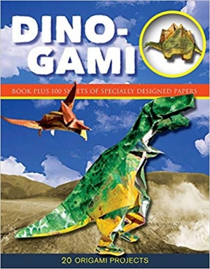 Download Dino-Gami (Origami Books) free book as epub format