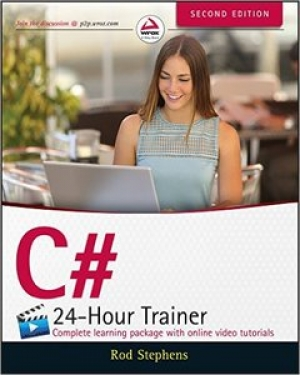 Download C# 24-Hour Trainer, 2nd Edition free book as pdf format