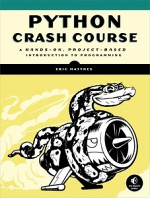 Download Python Crash Course free book as pdf format