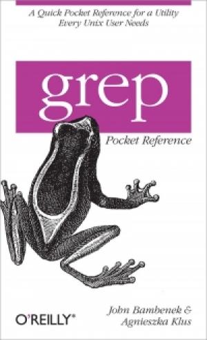 Download grep Pocket Reference free book as pdf format