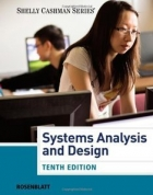 Systems Analysis and Design, 10th edition