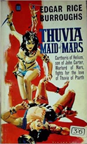 Download Thuvia, maid of Mars free book as epub format