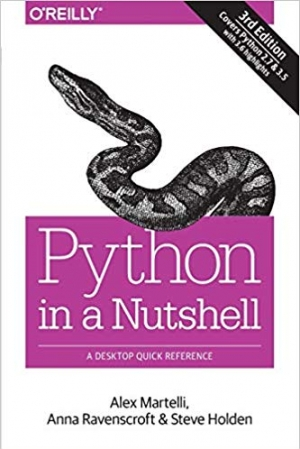 Download Python in a Nutshell: A Desktop Quick Reference free book as pdf format