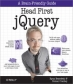 Book Head First jQuery free