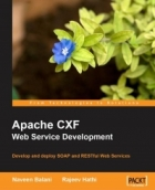Book Apache CXF Web Service Development free