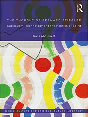 Download The Thought of Bernard Stiegler: Capitalism, Technology and the Politics of Spirit free book as epub format