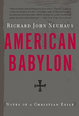 Download American Babylon: Notes of a Christian Exile free book as pdf format