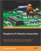 Book Raspberry Pi Robotics Essentials free