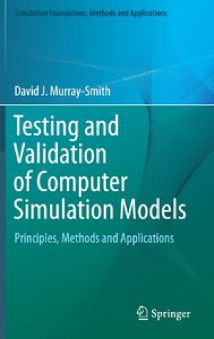 Download Testing and Validation of Computer Simulation Models free book as pdf format