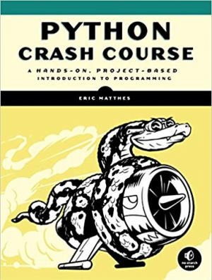 Download Python Crash Course: A Hands-On, Project-Based Introduction to Programming free book as pdf format