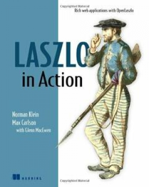 Download Laszlo in Action free book as pdf format