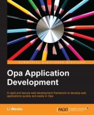 Download Opa Application Development free book as pdf format