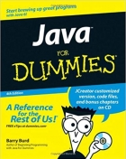 Book Java For Dummies free