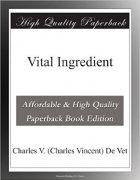 Book Vital Ingredient free