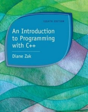 Download An Introduction to Programming with C++ free book as pdf format