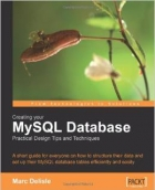 Creating your MySQL Database