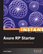 Book Axure RP Starter free