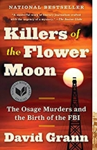 Book Killers of the Flower Moon: The Osage Murders and the Birth of the FBI free