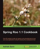 Book Spring Roo 1.1 Cookbook free