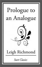Book Prologue to an Analogue free