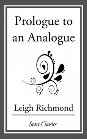 Download Prologue to an Analogue free book as epub format