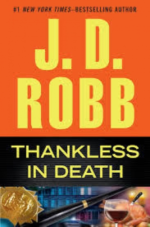 Download Thankless in Death free book as epub format