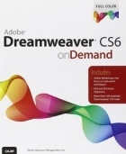 Book Adobe Dreamweaver CS6 on Demand free