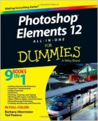 Book Photoshop Elements 12 All-in-One For Dummies free
