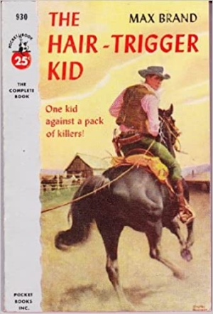Download The Hair-Trigger Kid free book as pdf format