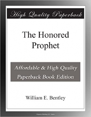 Download The Honored Prophet free book as epub format