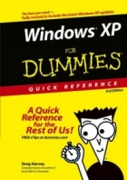 Book Windows XP For Dummies Quick Reference, 2nd Edition free