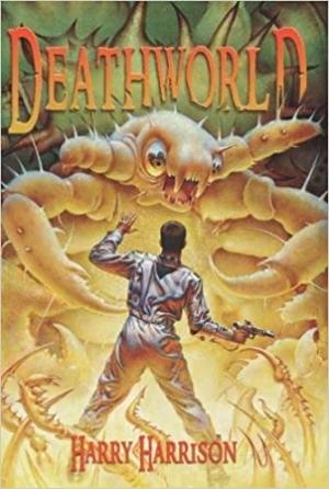 Download Deathworld free book as epub format