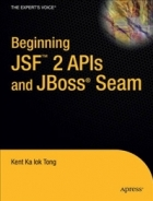 Book Beginning JSF 2 APIs and JBoss Seam free
