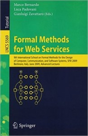 Download Formal Methods for Web Services free book as pdf format