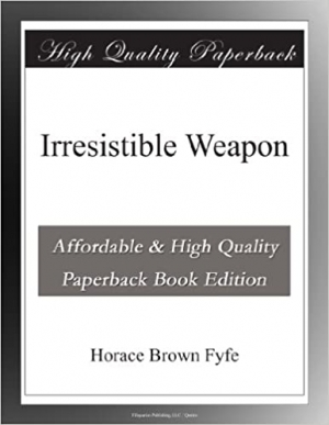 Download Irresistible Weapon free book as epub format