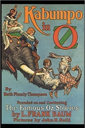Download Kabumpo in Oz free book as pdf format