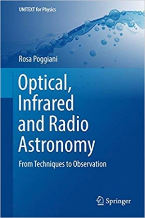 Download Optical, Infrared and Radio Astronomy: From Techniques to Observation (UNITEXT for Physics) free book as epub format
