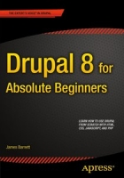 Book Drupal 8 for Absolute Beginners free