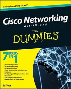 Download Cisco Networking All-in-One For Dummies free book as pdf format